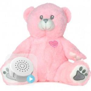 pink heartbeat bears