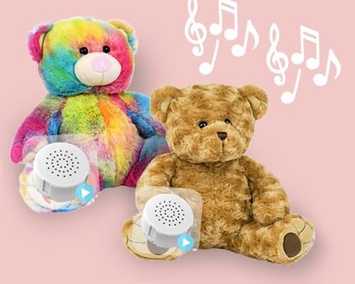 voice message bears