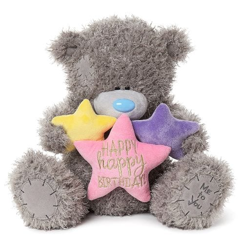 big happy birthday me to you bear