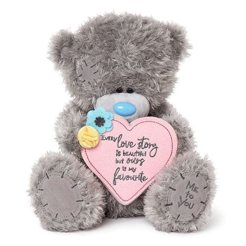 Love Story Me to You Bear