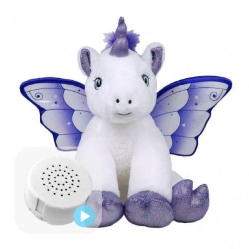 unicorn message teddy