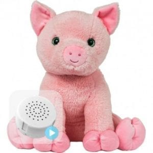 Percy Pig Voice Recording Teddy