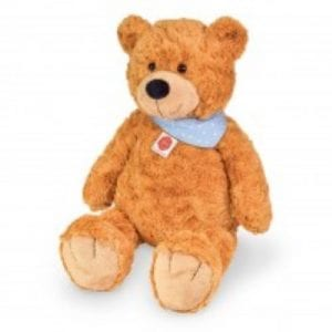Large Teddy goldbraun