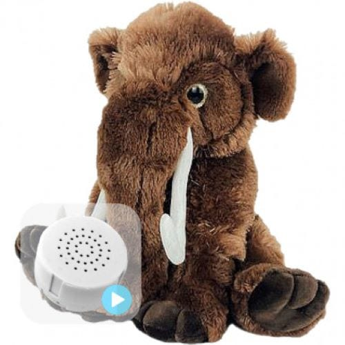 wooly mammoth voice message teddy