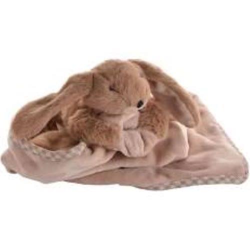 brown bunny blankie