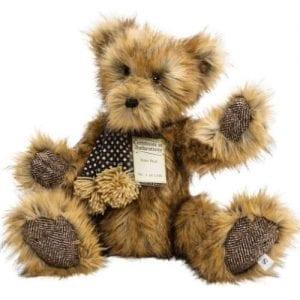 isaac silver tag bear