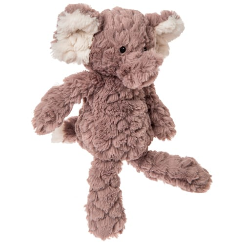 grey elephant soft toy