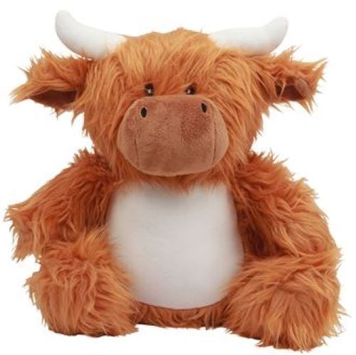 Personalised Highland Cow