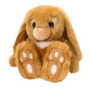 brown patchfoot rabbit