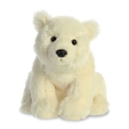 eco nation polar bear toy