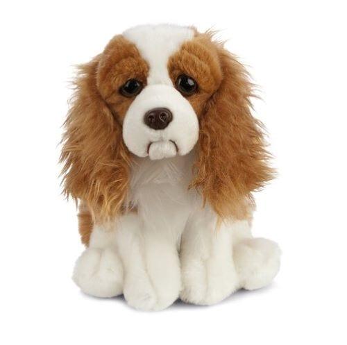 king charles spaniel soft toy