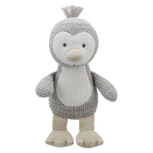knitted penguin