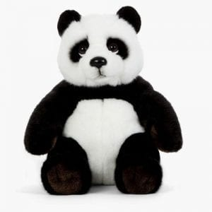 personalised panda teddy