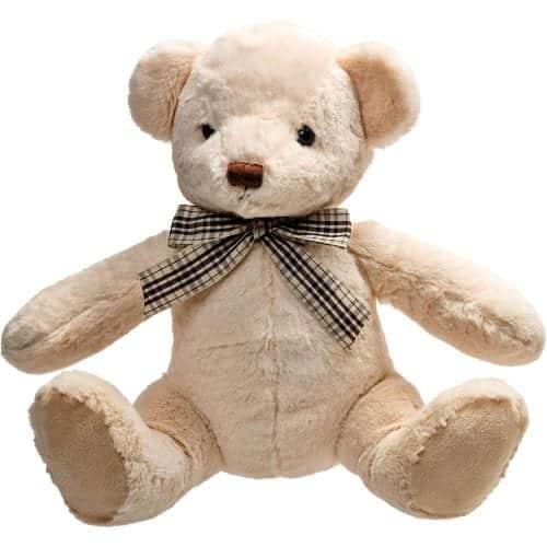 personalised molly teddy bear