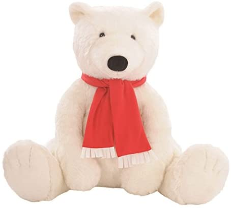 big polar bear teddy