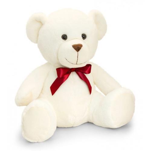 white barney bear