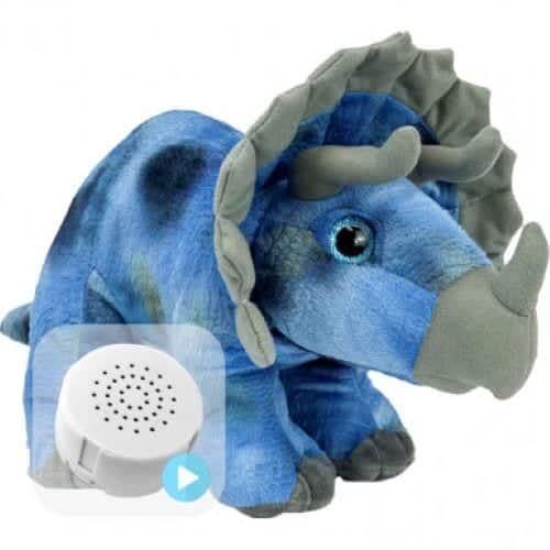 tricky trciperatops voice recording teddy