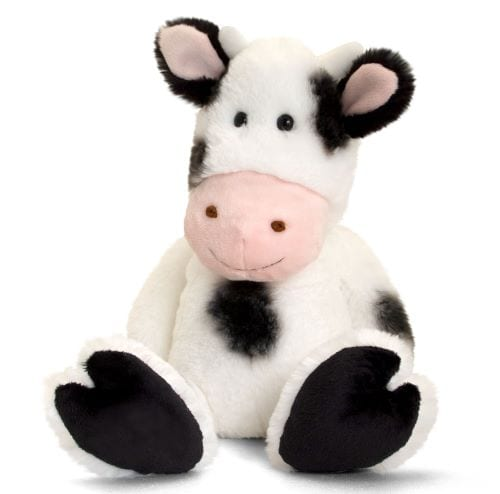 hug me cow teddy
