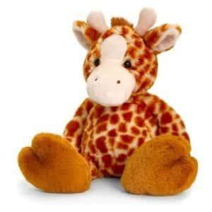 personalised hug me giraffe