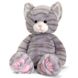 tabby cat teddy