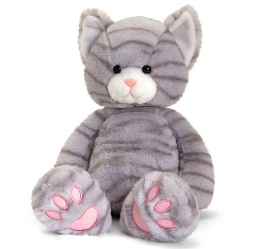 tabby cat teddy