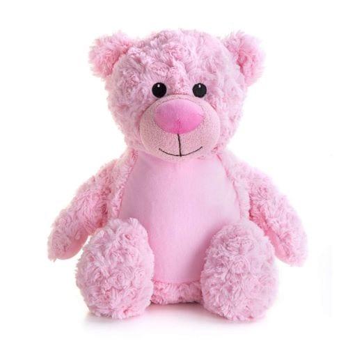 pink tummi bear