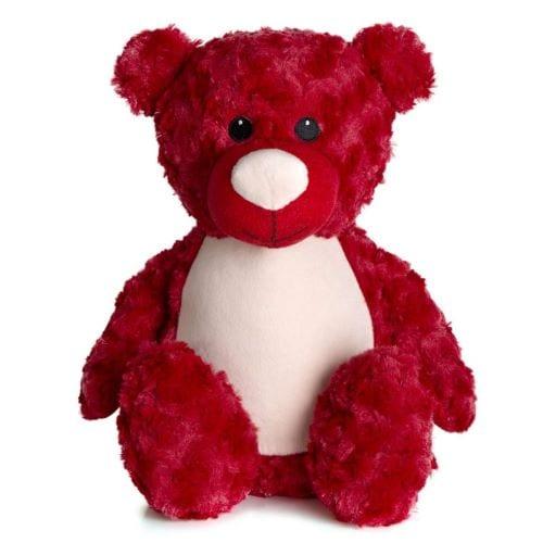 red tummi bear