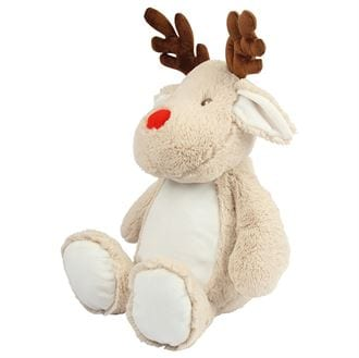 rudolph reindeer teddy