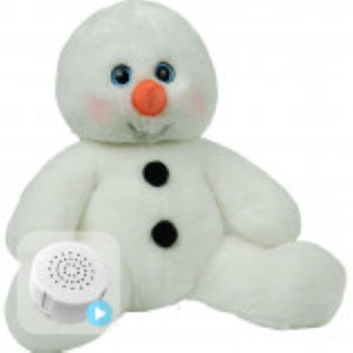 voice message snowman