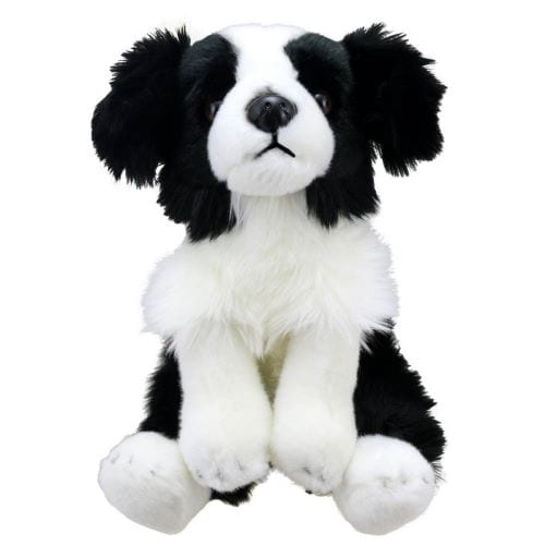 personalised soft toys stuffed toy border collie
