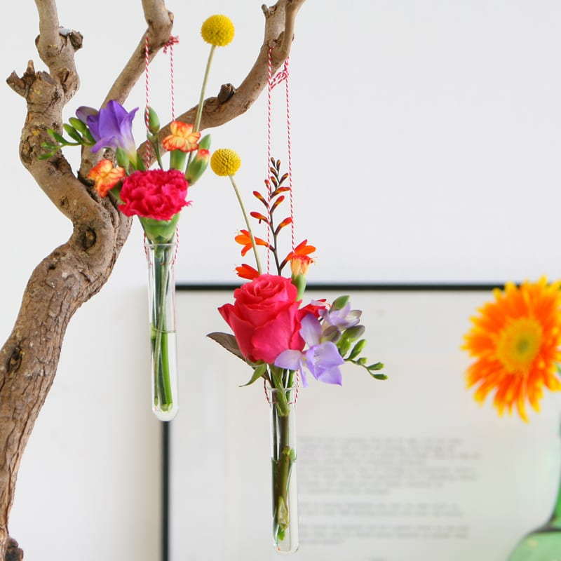 dried flowers gift delivery