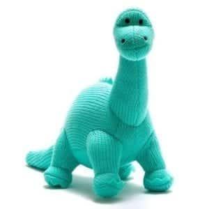 blue diplodocus dinosaur