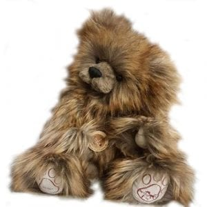 persoanlised teddy chewbacca