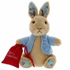christmas peter rabbit