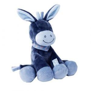 alex donkey teddy side view