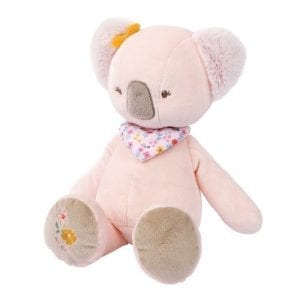 personalised iris koala teddy