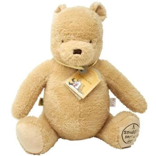 large cuddly winnie the pooh