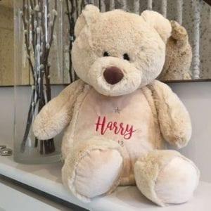 zippie personalised bear