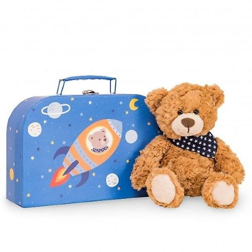 teddy with suitcase