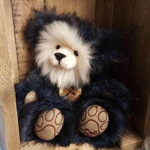 Cosmo collectors teddy bear