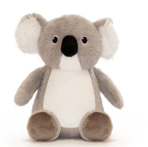 personalised koala teddy