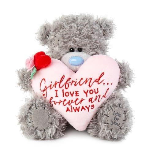 me to you girlfriend teddy bear