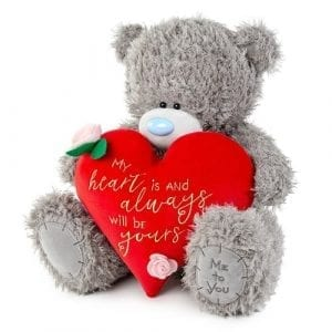 big me to you valentines bear