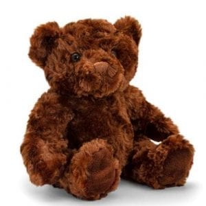 traditional brown teddy bear