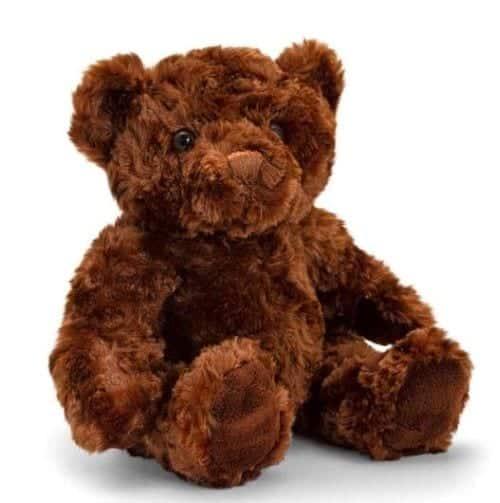 traditional brown teddy bear