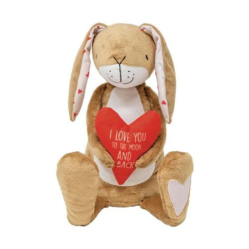 love you to the moon and back hare
