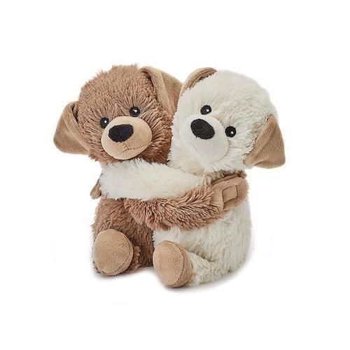 microwave warm hugs puppies
