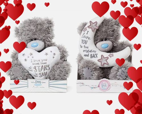 valentines day teddies