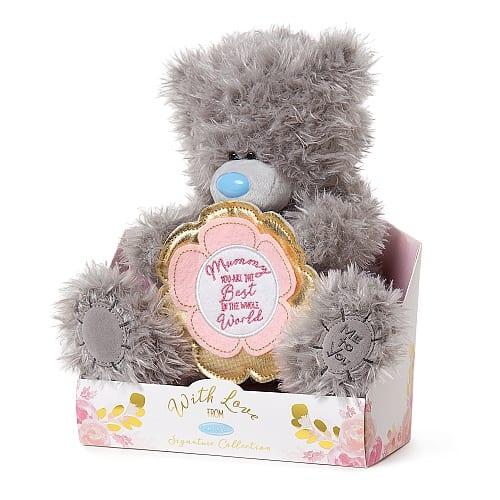 best mummy teddy in box