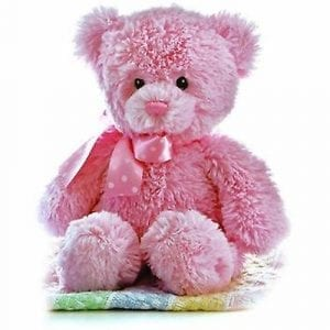 yummy bear pink